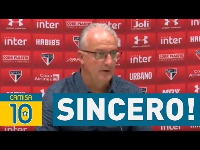 SINCERO! DORIVAL vê DEFEITO INEXPLICÁVEL no São Paulo!