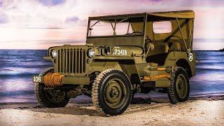Рабочии Лошадки времен Второй Мировой. Штабные и командирские Военные автомобили Второй Мировой