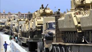 Role Of The Army In Egyptian Economy