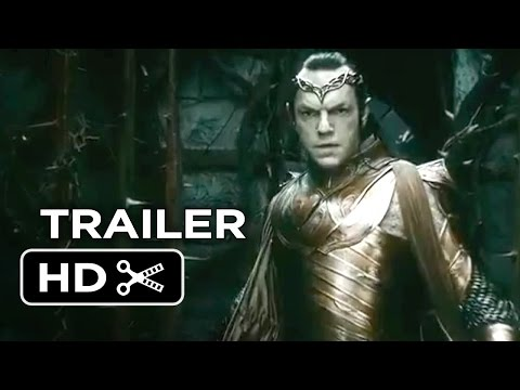 The Hobbit The Battle Of The Five Armies Movie Hd Trailer