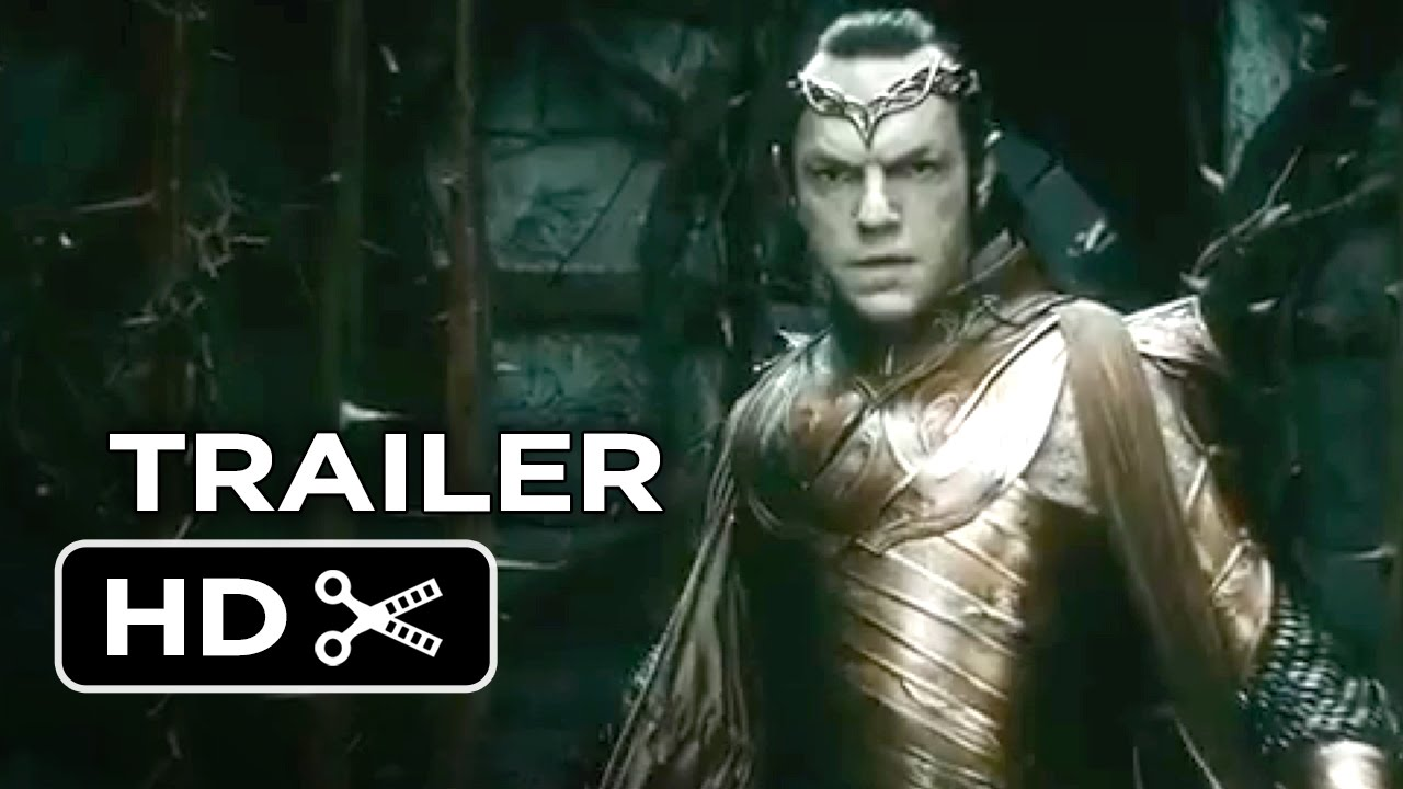 The Hobbit The Battle Of The Five Armies Official Final Trailer 2014 Peter Jackson Movie Hd Youtube