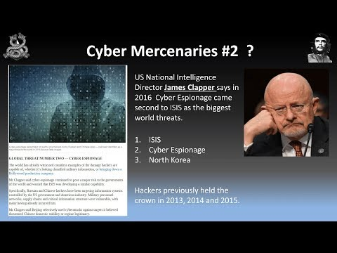 Cyber Espionage, Kill Switches & Overthrowing Kuwaiti Government