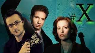 scully jolie the x files épisode x benzaie live