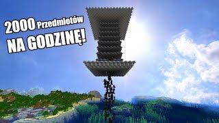 Mega Wydajna Farma Mobów, Którą MUSISZ Mieć w Minecraft 1.15!