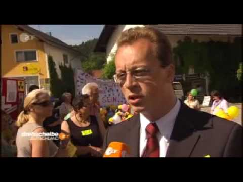 Atommüllendlager nahe Thurmansbang - ZDF-Reportage