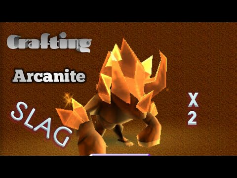 Arcanite Crafting And Opening !!!