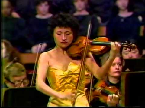 Dvorak Romance for Violin and Orchestra (Muti-Kyung Wha Chung)
