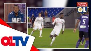 VIDEO: OL ACCESS : Invité Maxwel Cornet   Olympique Lyonnais