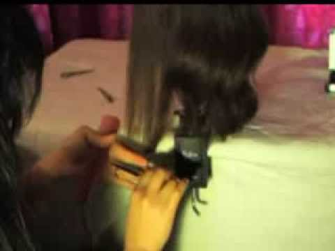 how-to:-cut-split-ends-one-length-one-layer-women-haircut-for-medium-short-long
