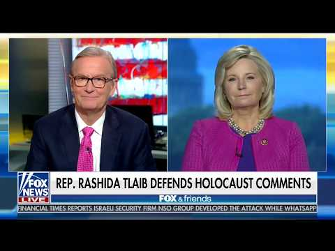 Jesse Kelly - Rep. Liz Cheney: 'Sorry' House Democrats Are Anti-Semitic