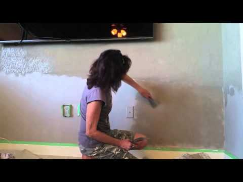 Venetian Plaster tutorial