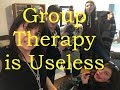 Comedic Group Therapy Sketch (Gone Wrong)
