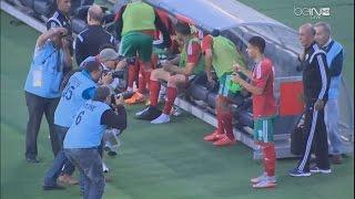 Hachim Mastour vs Libya (Debut for Morocco)  English 14/15 HD