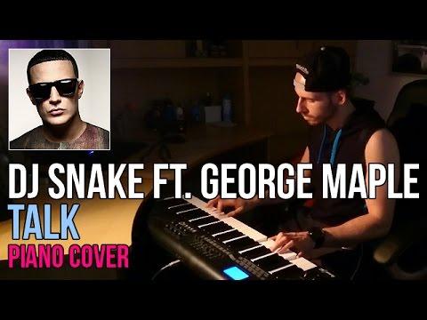 DJ Snake ft. George Maple - Talk | Marijan Piano Cover