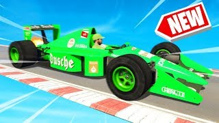 *NEW* 1000MPH FORMULA 1 RACE CAR In GTA 5! (DLC)