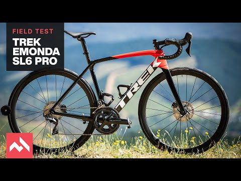 2021 Trek Emonda SL Pro 6 road bike review: for the climb lovers