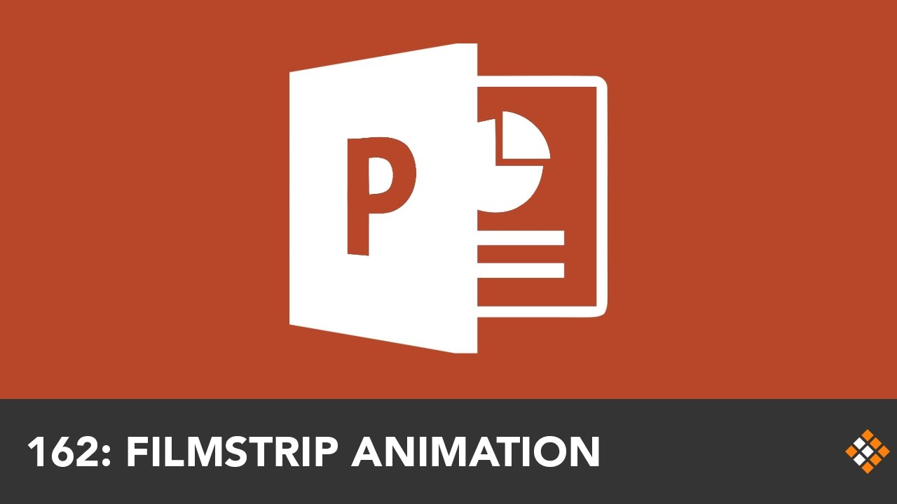 Create a Filmstrip Loop Animation in PowerPoint | Everyday Office ...