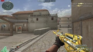 Crossfire M4A1-S Beast Noble Gold FFA Gameplay