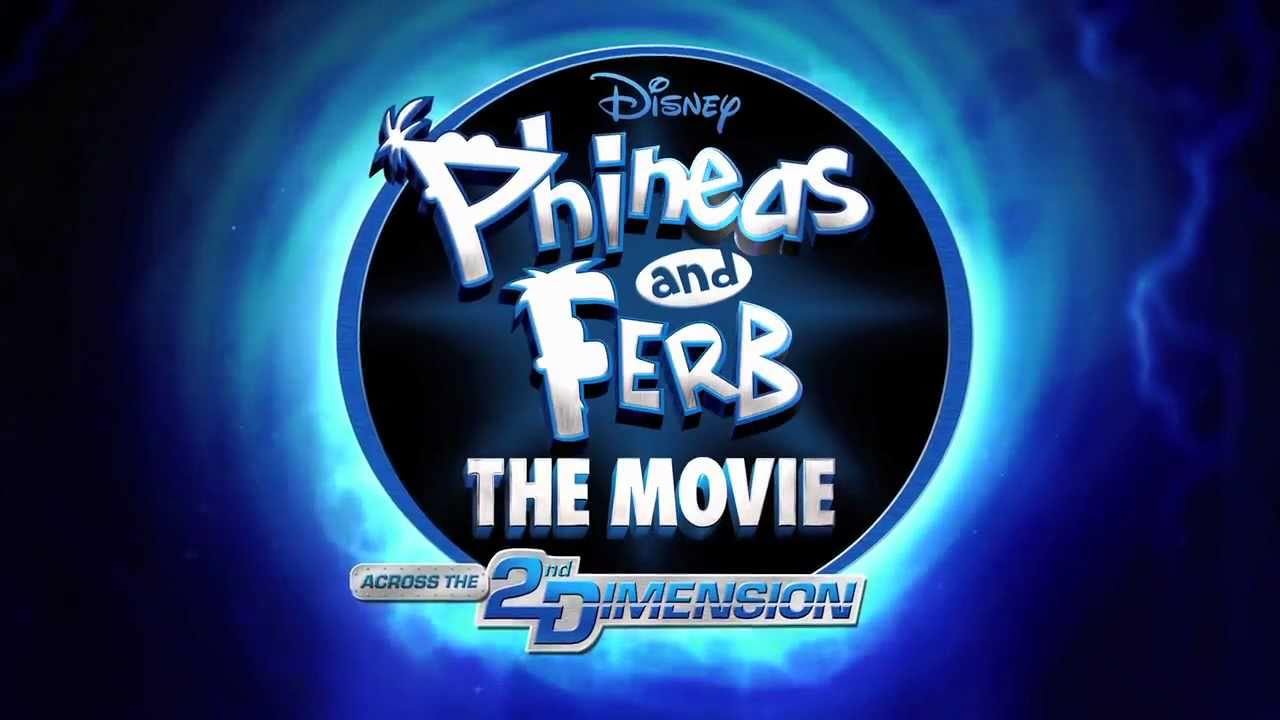 Disney Channel Original Movie Phineas and Ferb: Across the