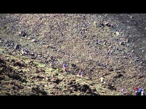 Guide To Tongariro Alpine Crossing