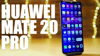 The Huawei Mate 20 Pro : 2018's Most Innovative Smartphone