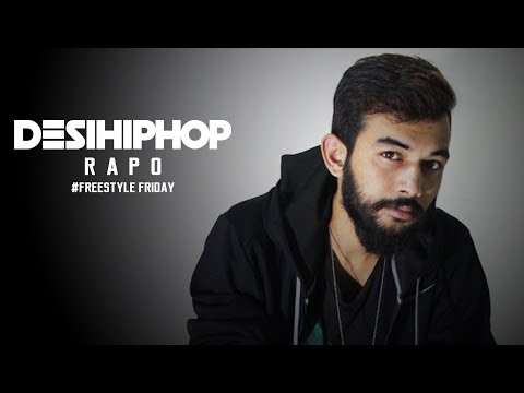 Rapo | Freestyle Friday | New Delhi | Official Video | Desi Hip Hop 2017