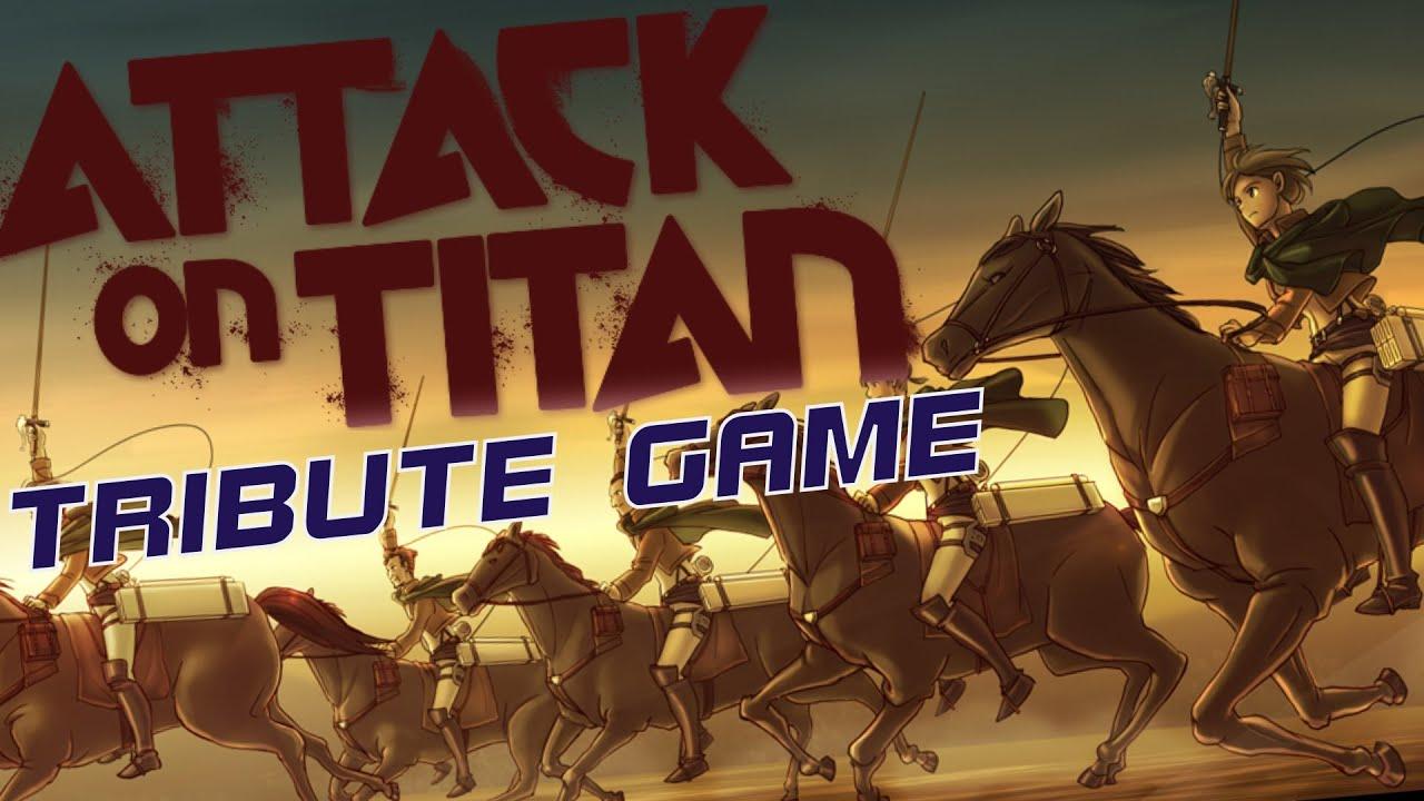 Attack On Titan Tribute Gamestart