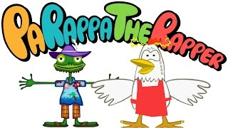 I got the funky flow - Parappa the rappa part 2