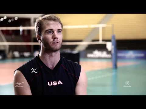 Carson Clark - Team USA Opposite