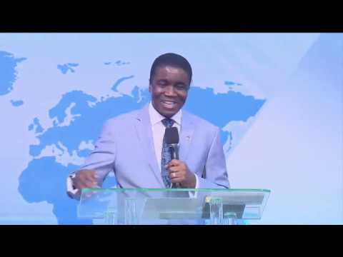 Bishop David Abioye - The Mystery Of Walking With God.