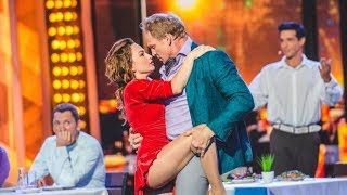 Курортный роман: страстный танец Виктории Булитко – Дизель Шоу 2018 | ЮМОР ICTV