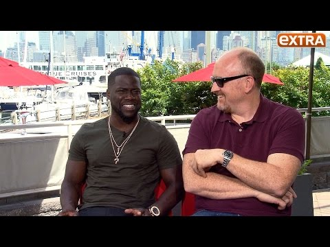 Watch Kevin Hart & Louis C.K. Mess with Each Other in Our 'Secret Life of Pets' Interview