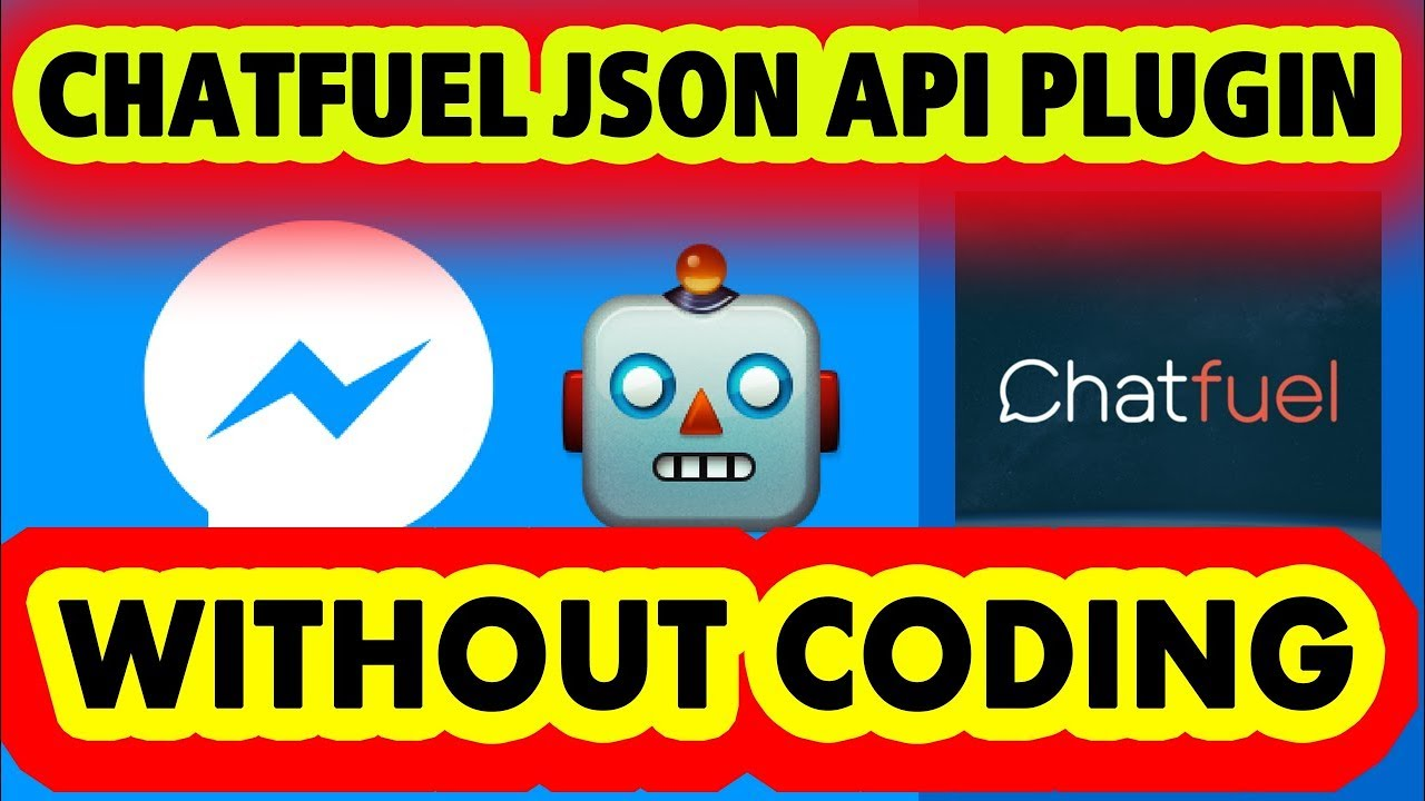 How to use chatfuel JSON API plugin without Coding