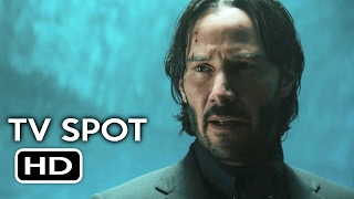 John Wick: Chapter 2 TV Spot #6 Shade (2017) Keanu Reeves Action Movie HD