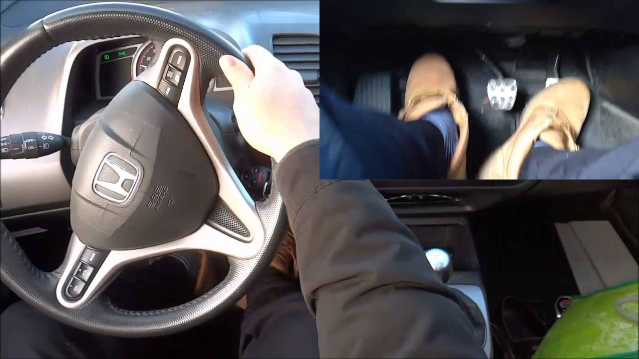 how to downshift in a manual car standard driving tutorial youtube rh youtube com how to downshift a manual transmission car how to downshift in manual