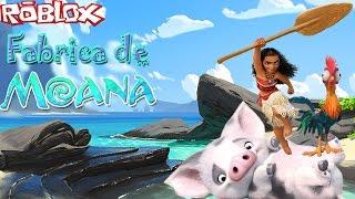 MI FABRICA DE MOANA!! // MOANA Tycoon Parte 1 // SULIIN18YT ROBLOX EN ESPAÑOL