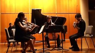 Shostakovich piano quintet - 3 Scherzo: Allegretto