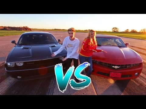 MOTHER VS SON EXTREME DRAG RACE!!
