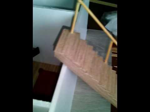 Maqueta 2 escalera youtube - Fotos de escaleras de caracol ...