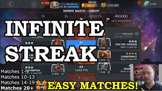 4 star arena infinite streak guide   marvel contest of champions