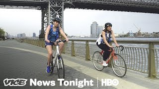 City Cyclists: Here's How Much Pollution You're Actually Inhaling (HBO)