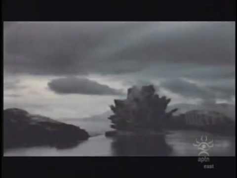 La montagna sottomarina fatta esplodere con 1000 tonnellate di tritolo