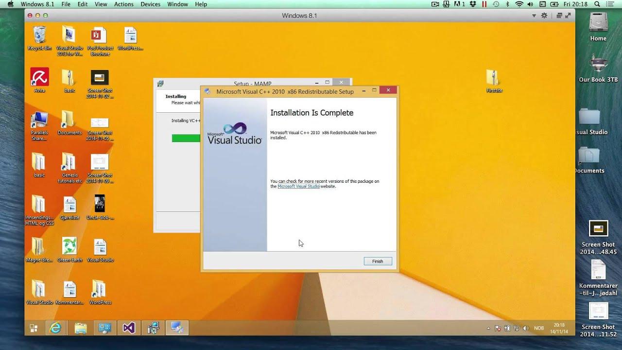 MAMP Windows WordPress