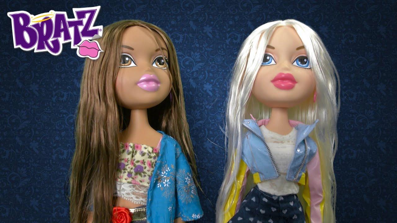 big bratz yasmin and cloe from mga entertainment youtube