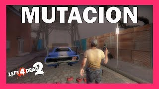 Left 4 Dead 2 Mutación: El Ultimo Hombre Sobre La Tierra - The Passing NO DAMAGE SPEED RUN
