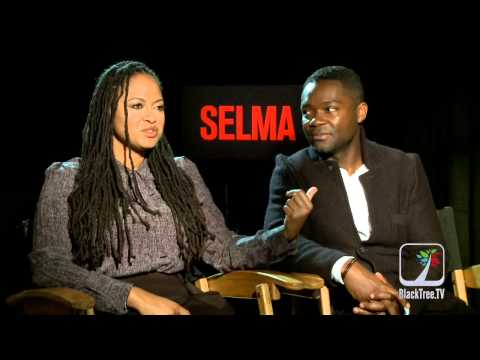 Ava DuVernay and David Oyelowo Interview for SELMA