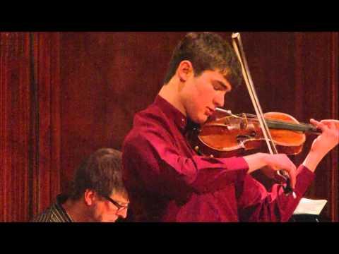 Tchaikovsky Violin Concerto, 3rd mvt, by Nathan Meltzer