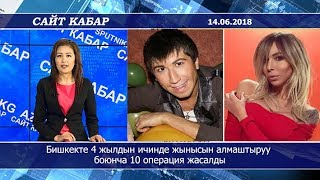 Сайт кабар 14.06.2018 | Бишкекте 4 жылдын ичинде жынысын алмаштыруу боюнча 10 операция жасалды