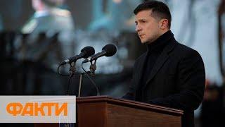 Не сможем это простить. Украина почтила память жертв голодоморов / Видео