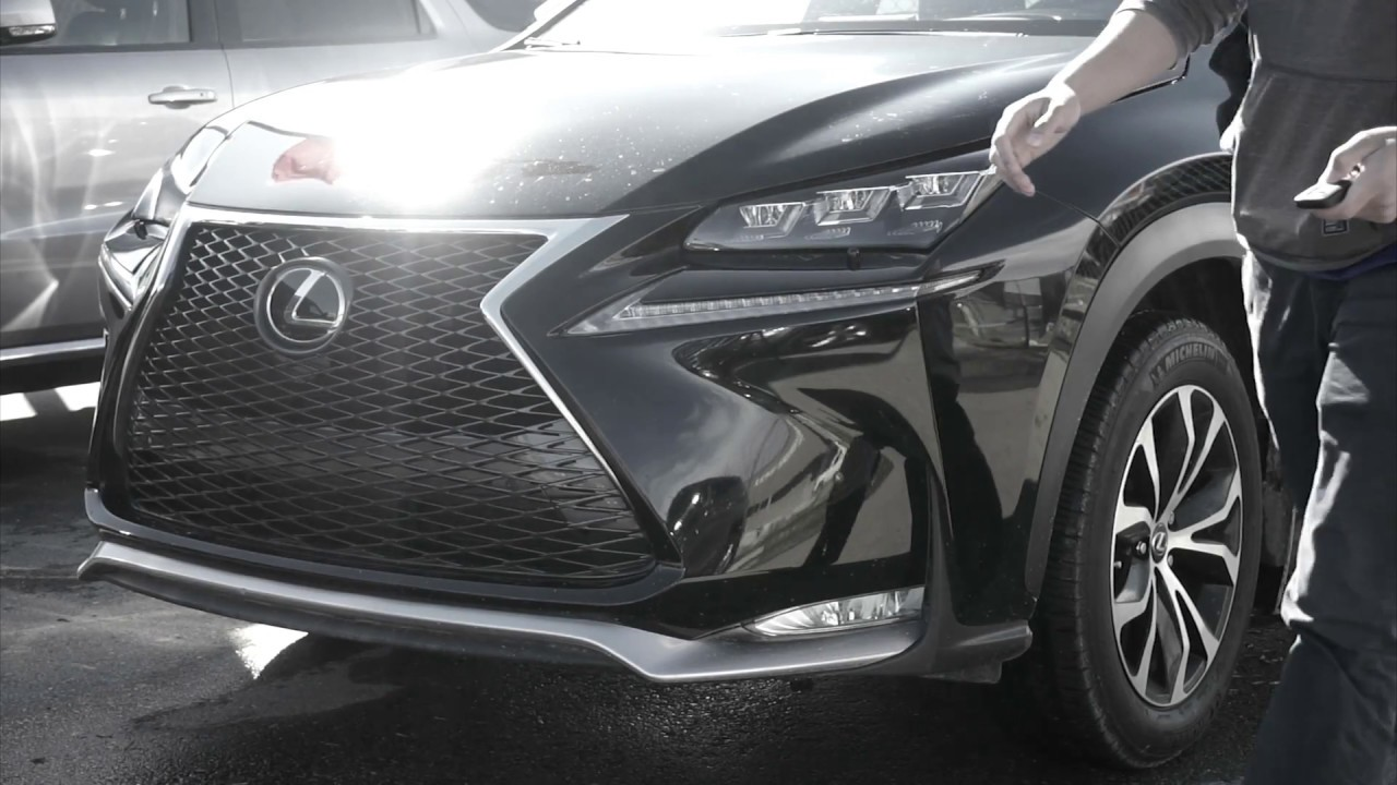 Lexus Nx200 Fsport Calgary Youtube